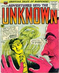 Adventures into the Unknown : Issue 92 Volume Issue 92 by American Comics Group/Acg