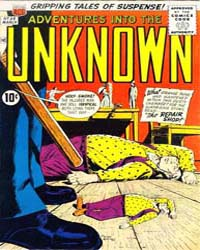 Adventures into the Unknown : Issue 94 Volume Issue 94 by American Comics Group/Acg
