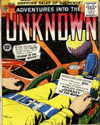 Adventures into the Unknown : Issue 95 Volume Issue 95 by American Comics Group/Acg