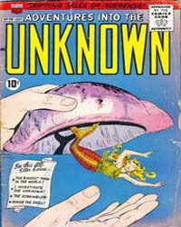 Adventures into the Unknown : Issue 98 Volume Issue 98 by American Comics Group/Acg