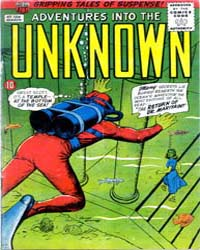 Adventures into the Unknown : Issue 106 Volume Issue 106 by American Comics Group/Acg