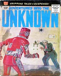 Adventures into the Unknown : Issue 110 Volume Issue 110 by American Comics Group/Acg