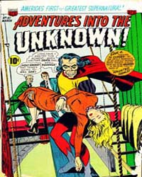 Adventures into the Unknown : Issue 41 Volume Issue 41 by American Comics Group/Acg