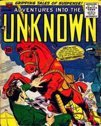 Adventures into the Unknown : Issue 83 Volume Issue 83 by American Comics Group/Acg