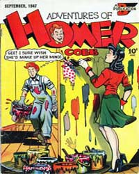 Adventures of Homer Cobb : Issue 1 Volume Issue 1 by Adventures of Homer