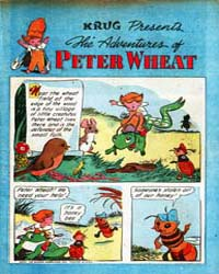 Adventures of Peter Wheat : Issue 2 Volume Issue 2 by Small Publishers