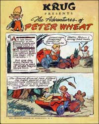 Adventures of Peter Wheat : Issue 14 Volume Issue 14 by Small Publishers