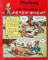 Adventures of Peter Wheat : Issue 23 Volume Issue 23 by Small Publishers