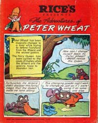 Adventures of Peter Wheat : Issue 26 Volume Issue 26 by Small Publishers