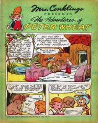 Adventures of Peter Wheat : Issue 46 Volume Issue 46 by Small Publishers