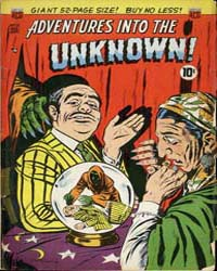 Adventures into the Unknown : Issue 12 Volume Issue 12 by American Comics Group/Acg