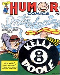 All Humor Comics : Issue 13 Volume Issue 13 by Quality Comics