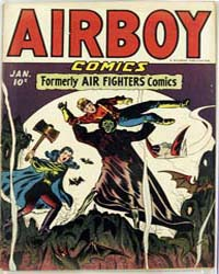 Airboy Comics : Vol. 2, Issue 12 Volume Vol. 2, issue 12 by Biro, Charles