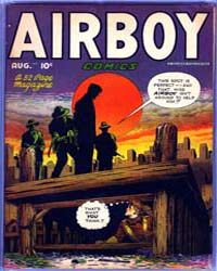 Airboy Comics : Vol. 5, Issue 7 Volume Vol. 5, Issue 7 by Biro, Charles