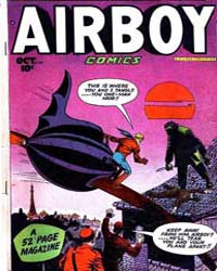 Airboy Comics : Vol. 5, Issue 9 Volume Vol. 5, Issue 9 by Biro, Charles