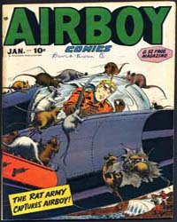 Airboy Comics : Vol. 5, Issue 12 Volume Vol. 5, Issue 12 by Biro, Charles