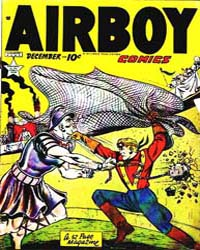 Airboy Comics : Vol. 6, Issue 11 Volume Vol. 6, Issue 11 by Biro, Charles