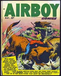 Airboy Comics : Vol. 9, Issue 4 Volume Vol. 9, Issue 4 by Biro, Charles