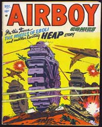 Airboy Comics : Vol. 9, Issue 11 Volume Vol. 9, Issue 11 by Biro, Charles