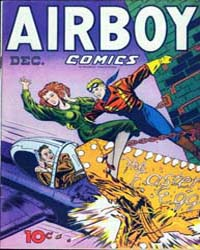 Airboy Comics : Vol. 3, Issue 11 Volume Vol. 3, Issue 11 by Biro, Charles