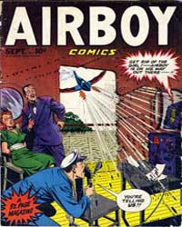 Airboy Comics : Vol. 5, Issue 8 Volume Vol. 5, Issue 8 by Biro, Charles