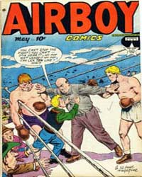 Airboy Comics : Vol. 6, Issue 4 Volume Vol. 6, Issue 4 by Biro, Charles