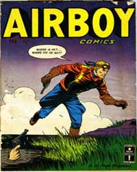 Airboy Comics : Vol. 7, Issue 1 Volume Vol. 7, Issue 1 by Biro, Charles