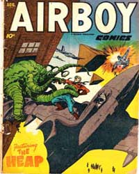 Airboy Comics : Vol. 9, Issue 7 Volume Vol. 9, Issue 7 by Biro, Charles