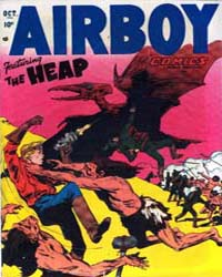Airboy Comics : Vol. 9, Issue 9 Volume Vol. 9, Issue 9 by Biro, Charles
