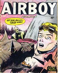 Airboy Comics : Vol. 7, Issue 6 Volume Vol. 7, Issue 6 by Biro, Charles