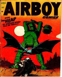 Airboy Comics : Vol. 10, Issue 3 Volume Vol. 10, Issue 3 by Biro, Charles