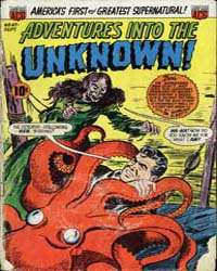 Adventures into the Unknown : Issue 47 Volume Issue 47 by American Comics Group/Acg