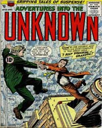 Adventures into the Unknown : Issue 72 Volume Issue 72 by American Comics Group/Acg