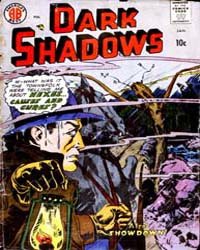 Dark Shadows : Issue 2 Volume Issue 2 by Steinway Comic Publications