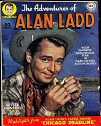 The Adventures of Alan Ladd No. 1: Issue... Volume Issue 1 by Dc Comics