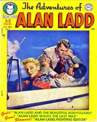 The Adventures of Alan Ladd No. 6: Issue... Volume Issue 6 by Dc Comics