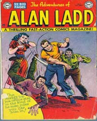 The Adventures of Alan Ladd No. 7: Issue... Volume Issue 7 by Dc Comics