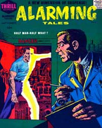 Alarming Tales : Issue 5 Volume Issue 5 by Harvey Comics