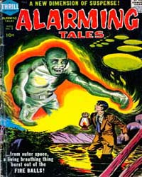 Alarming Tales : Issue 2 Volume Issue 2 by Harvey Comics