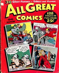 All Great Comics : Part 1 Volume Part 1 by Fox Feature Syndicate
