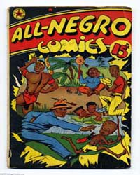 All-Negro Comics : Issue 1 Volume Issue 1 by All-Negro