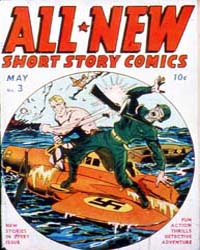 All-New Comics : Issue 3 Volume Issue 3 by Harvey Comics