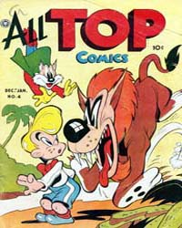 All Top Comics : Issue 4 Volume Issue 4 by Fox Feature Syndicate
