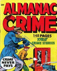 Almanac of Crime by Fox Feature Syndicate