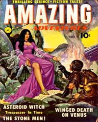 Amazing Adventures : Issue 1 Volume Issue 1 by Ziff-Davis Publications