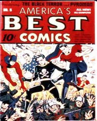 America's Best Comics : Issue 5 Volume Issue 5 by Better/Nedor/Standard/Pines Publications