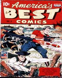 America's Best Comics : Issue 9 Volume Issue 9 by Better/Nedor/Standard/Pines Publications