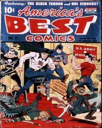 America's Best Comics : Issue 11 Volume Issue 11 by Better/Nedor/Standard/Pines Publications