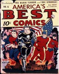 America's Best Comics : Issue 6 Volume Issue 6 by Better/Nedor/Standard/Pines Publications