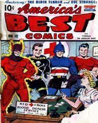 America's Best Comics : Issue 12 Volume Issue 12 by Better/Nedor/Standard/Pines Publications
